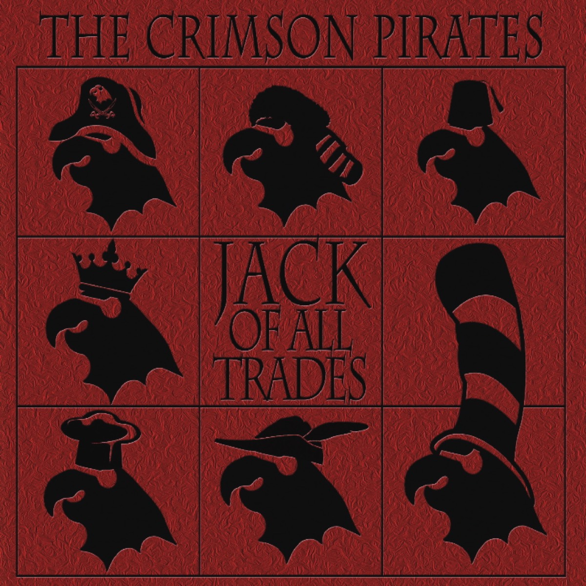 Jack of All Trades Cover Art